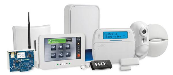 delovi bežičnog alarmnog sistema