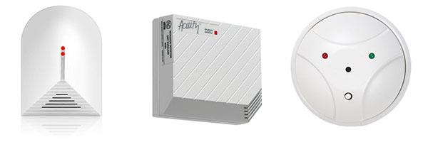 akustični detektori alarmnog sistema