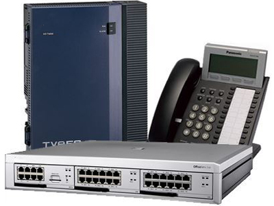 mreže telefonske