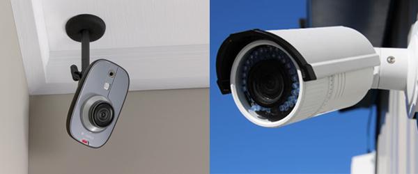 video nadzor unutrašnje i spoljašnje kamere