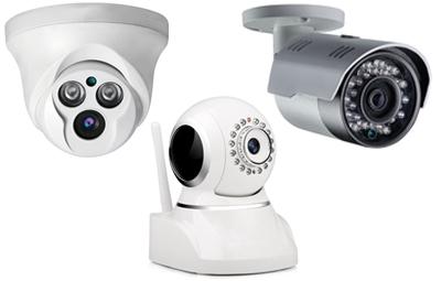 video nadzor kamere vrste